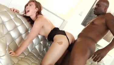 Jodi Taylor Rectal Tucked With Giant Dark-hued Dick