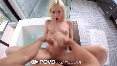 Povd  Elsa Jean S Crevices Packed In A Bathtub For 2 Point Of View Style