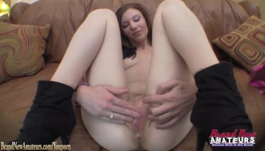 Pretty Amateur Gets Whorey At Audition Providing Head