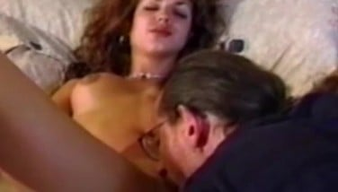 Real Antique Amateur Pussylicked And Fucked