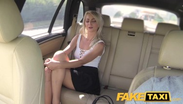Faketaxi Brief Microskirt Minx Rails Man Meat In Taxi