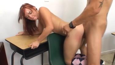 Wankz  Student Tart Rails Her Teacher S Huge Dick