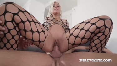 Milf Nikyta Loves Rock Hard Rectal While Her Spouse Watches