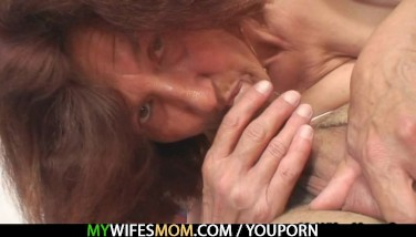 Wife Gets Raging When Finds Him Pulverizing Her Mom