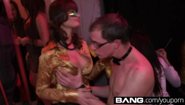 Bang.com Fuck-a-thon Joy With Kinky Girls