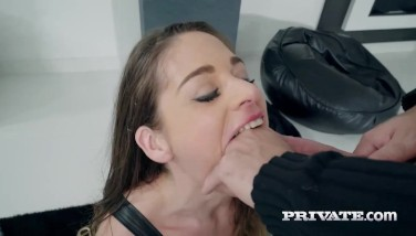 Hardcore Rectal Session With Big-chested Cathy Heaven