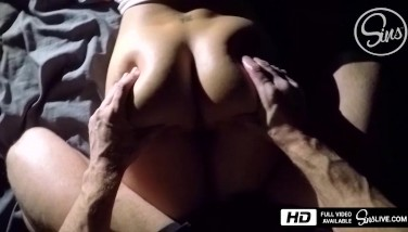 Booty Rubdown  Touched And Boned Kissa Sins Ass