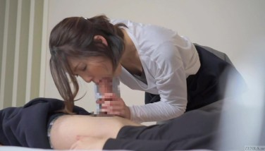 Subtitled Asian Motel Rubdown Leads To Oral Pleasure In Hd