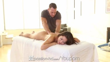 Passionhd Japanese Morgan Lee Pulverized And Creampied After Massage