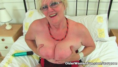 British Gilf Claire Knight Senses Like A Great Stuffing