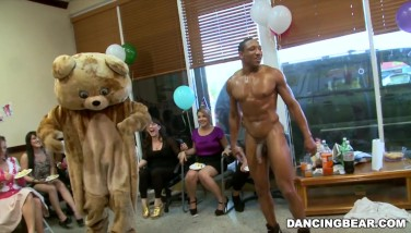 Alaina S Dancing Cub Bday Fiesta With Hefty Shaft Masculine Strippers