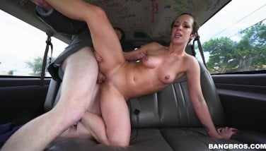 Sexy Phat Ass White Girl Jada Stevens Comebacks To The Drill Bus To Penetrate Strangers Bb15920