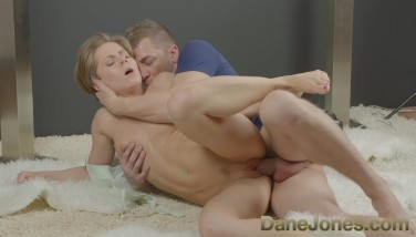 Dane Jones Cool Photographer Creampies Puny Euro Milf