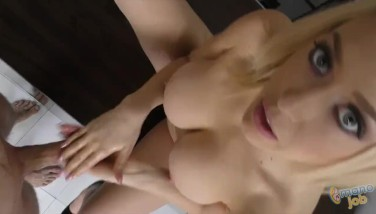 Stripper Casting  Kagney Lin Karter