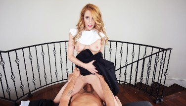 Badoinkvr Fuckfest Confession With Nasty Nun Blake Eden