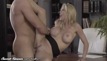 Sweetsinner Alexis Fawx Cheats At The Office