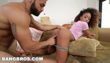 Bangbros  Ebony Sex Industry Star Kendall Forest Nails For Our Troops Bkb15504