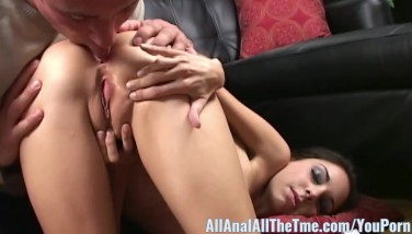 Anal Paramour Trinity St Clair Gets Butt Packed With Cum