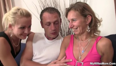 She Observes Her Mother And Beau Taboo Sex