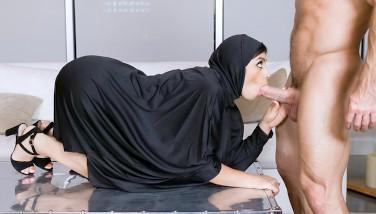 Teenpies  Conservative Muslim Teenager Creampied