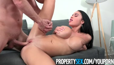 Propertysex  Desperate Real Estate Agent Nearly Loses Sale