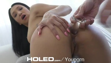 Holed Interview Ass Fucking Drill With Supreme Rack Japanese Vicki Chase