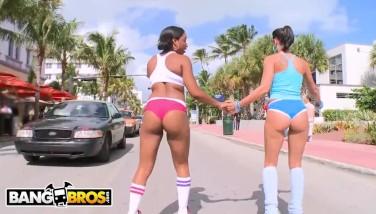 Bangbros  Roller Skating Latina Mummy Rachel Starr Gets Her Fat Rump Fucked