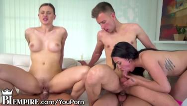 Orgie bisexuelle Pornos
