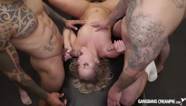 Candice Dare Gets Romped By The Cocksmen