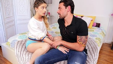 Cum4k Step Daddy Fucky-fucky Education Ravage With Creampie