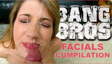 Bangbros  Awesome Facial Cumshot Festival Spunk Shot Compilation Preston Parker Cumming On Over 40 Faces #pancakes