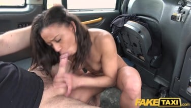 Fake Taxi Ass-fuck Hump With A French Babe