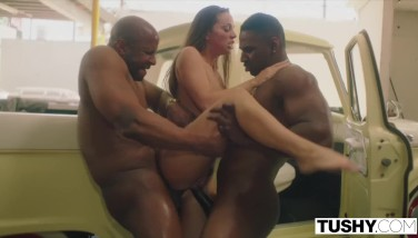 Tushy.com Feature Demonstrate Abigail Part 3