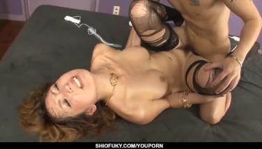 Yuki Mizuho Drives Boner Right Up Her Backside In Off The Hook Hard-core  More At Pissjp.com