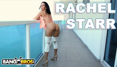 Bangbros  Mummy Rachel Starr's Glorious Enormous Bum Is Simply Unparalleled
