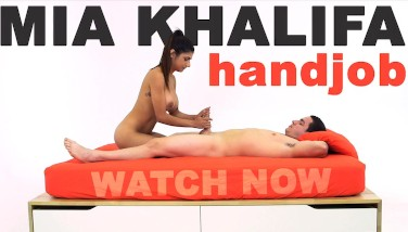 Mia Khalifa  Arab Princess Performs Experienced Level Hj On Peter Green