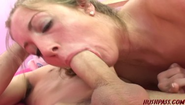 Freaky Barbie Has Her Booty Ruined And Gets Facial
