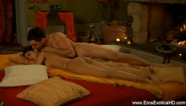 Exotic Indian Duo Learning To Love