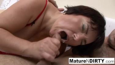 BBW granny porno clip