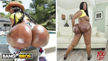 Bangbros  That Ebony Hefty Backside On Victoria Cakes Is Enough To Make A Grown Guy Cry