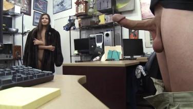 Xxx Pawn  Zaya Cassidy Needs Some Money Real Swift So She Visits A Pawn Shop