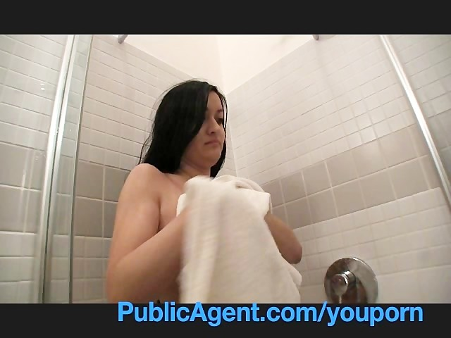 Public Agent Pussy Licking