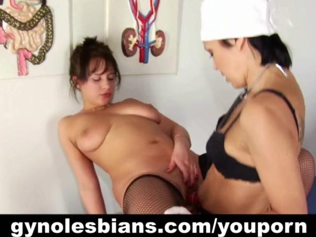 Lesbian Seduces Girl Public