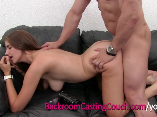 Casting Couch Cute Girl