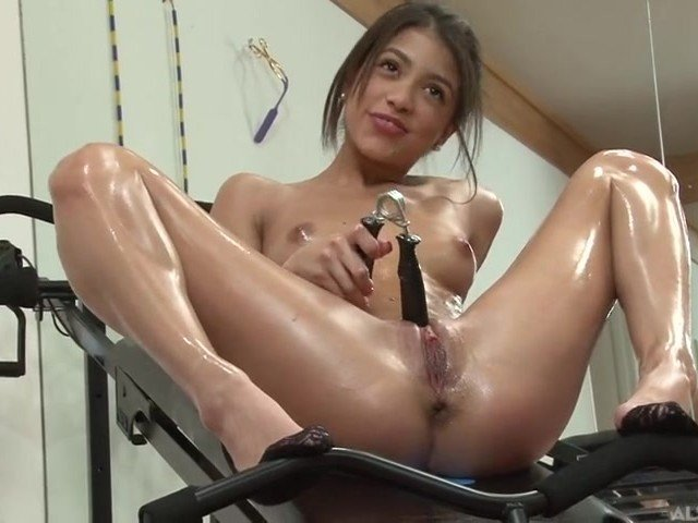 Solo Sex Machine Squirt
