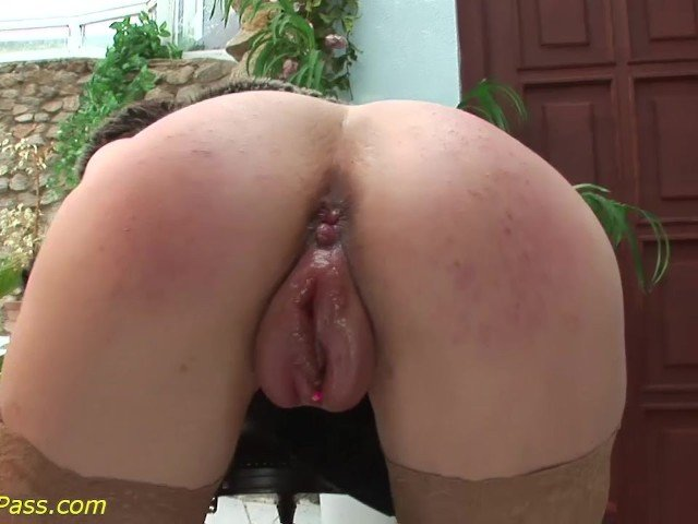 Pussy Spreading Close Up
