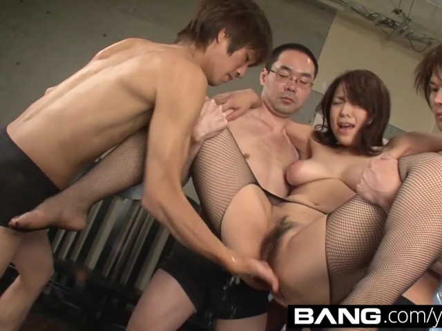 Japanese Spread Dirty Pussy