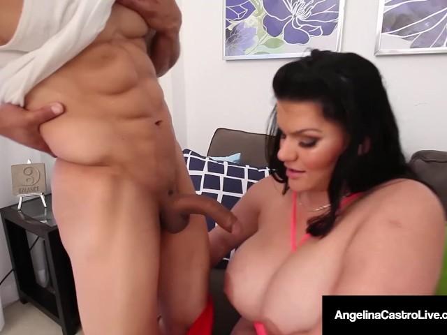 Janice Griffith Cum Tits