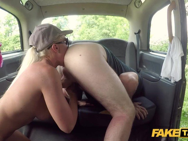 Brooke Jameson Fake Taxi