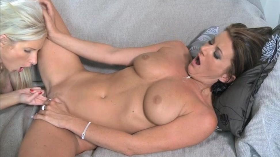 Moms Orgasm